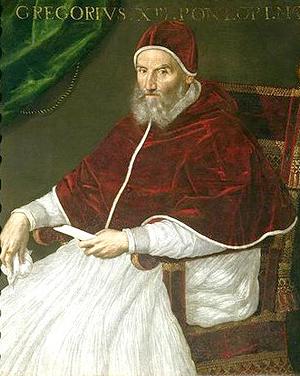 Giáo hoàng Gregory XIII (1502-1585)