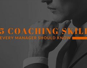 5 Kỹ năng huấn luyện mọi nhà quản lý cần biết