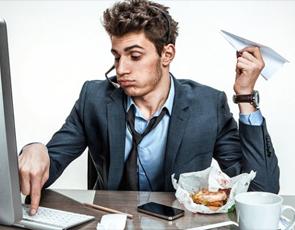 Giải pháp đối mặt với nhân viên tiêu cực