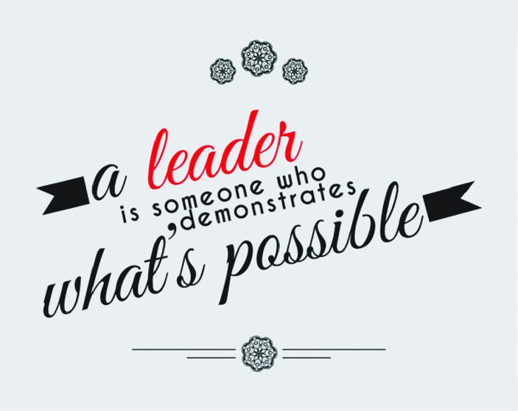 5 bí quyết để trở thành Nhà Lãnh đạo truyền cảm hứng